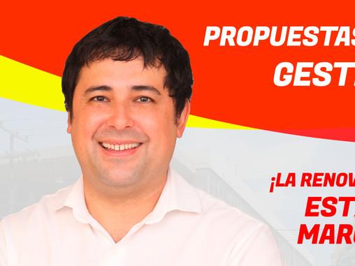 FDM - Precandidato a concejal inaugurará PC con miras a las municipales