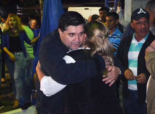Fernandinos festejaron 18 de Octubre con mensaje trabajo y unidad