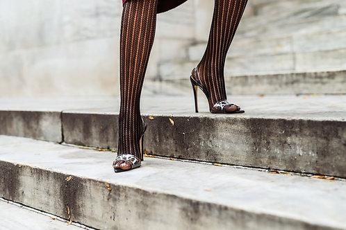 'XXVI' PVC Sandal