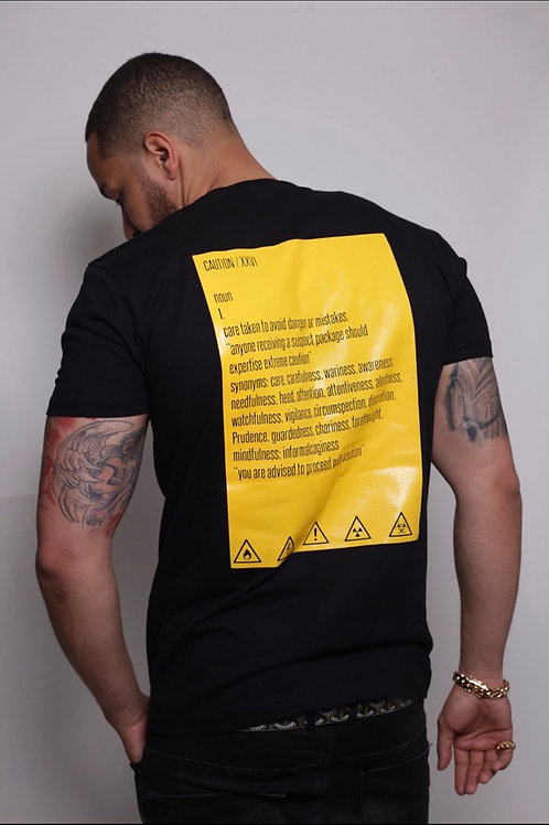 'Proceed with Caution' Tee