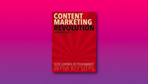 Content Marketing Revolution | Dane Brookes