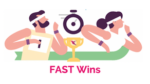 The top marketing FAST Wins