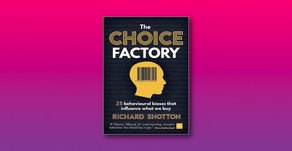 The Choice Factory - Richard Shotton