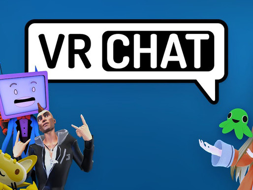 i spent a sunday in VRchat