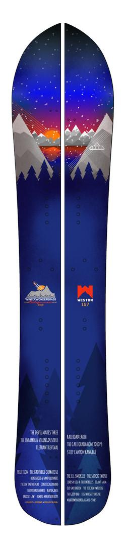 WWG Splitboard 2017