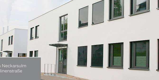 Gesundheits- und Dienstleistungszentrum Neckarsulm