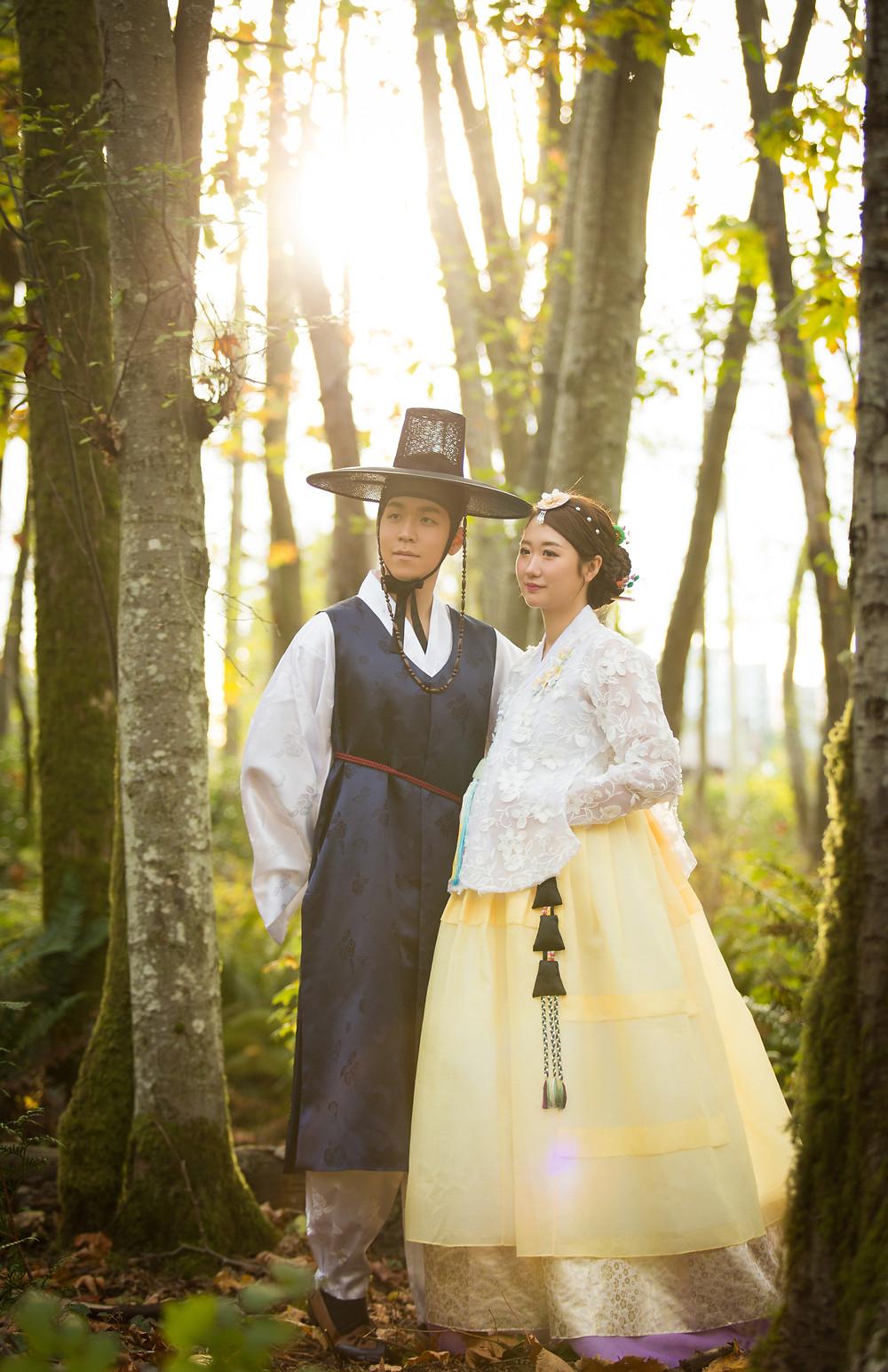 vancouver wedding photo