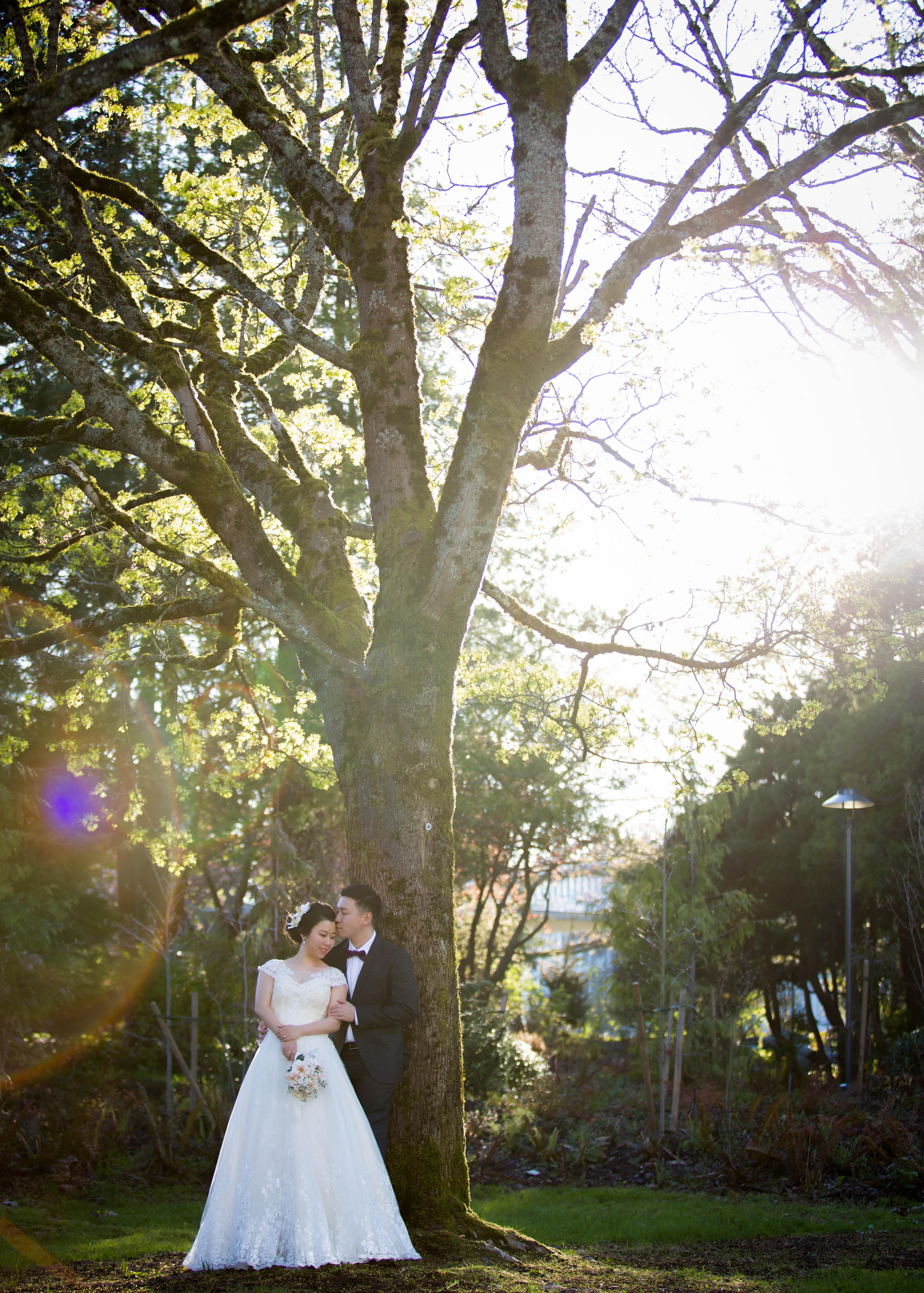 prewedding in vancouver