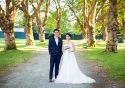 vancouver prewedding photo