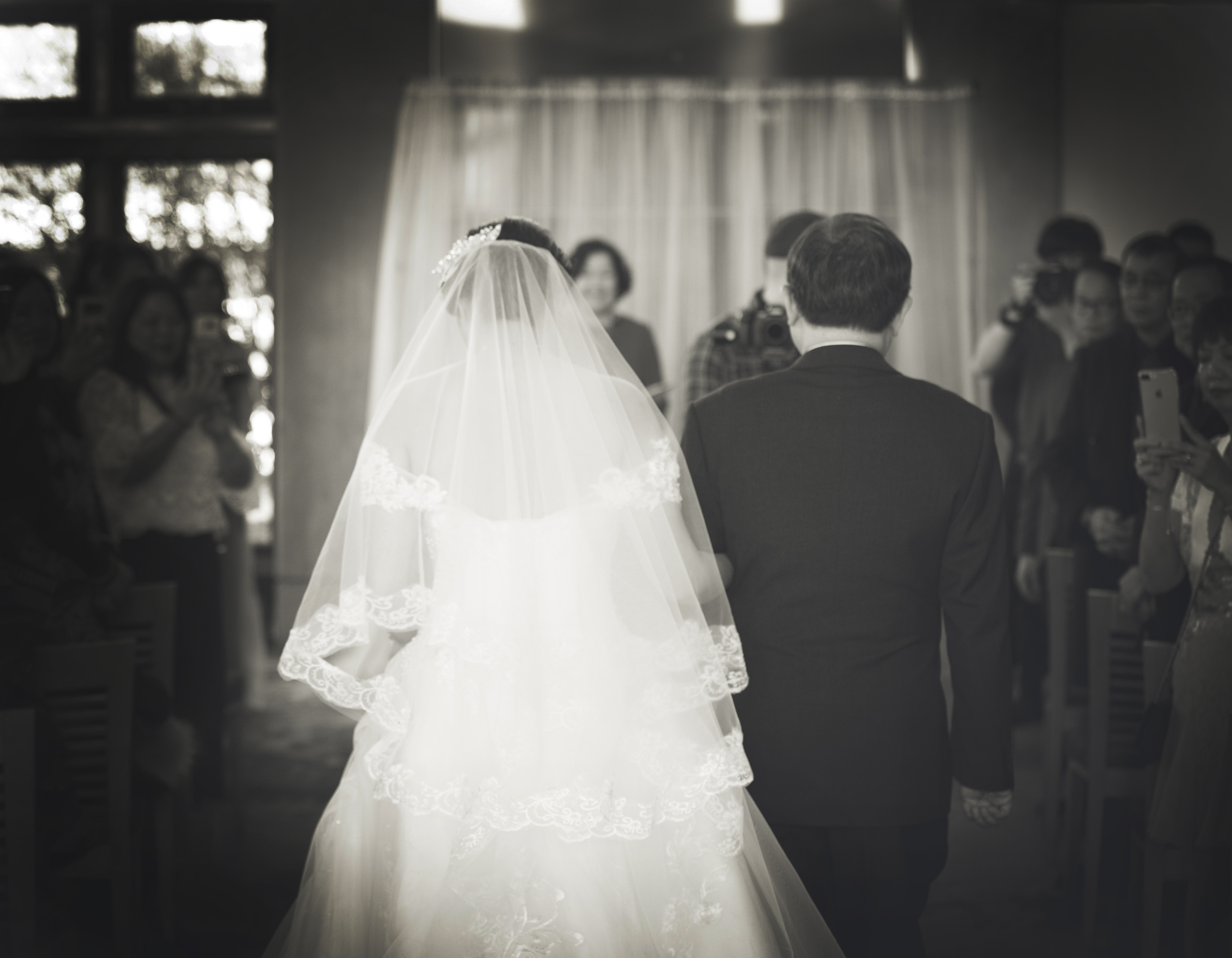 Wedding photography at riverway golf