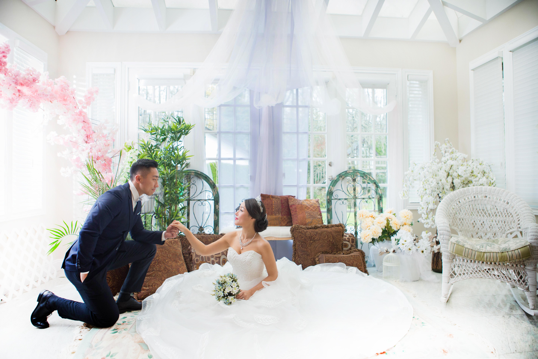 vancouver wedding studio