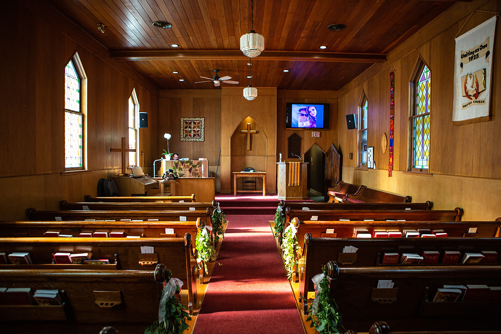 United Churches of Langley - St. Andrew's Chapel