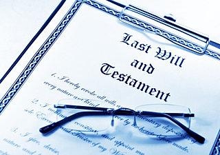 wills preparation and litigation attorney