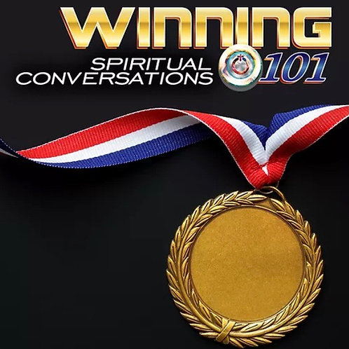 Winning 101 - Spiritual Conversations CD