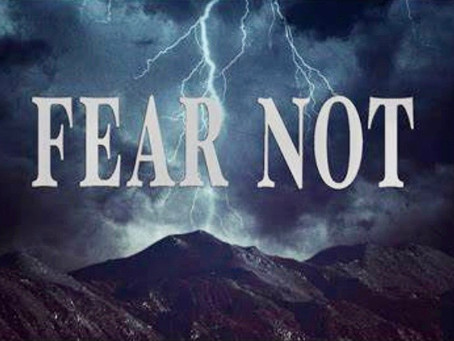 Unbiblical responses to fear