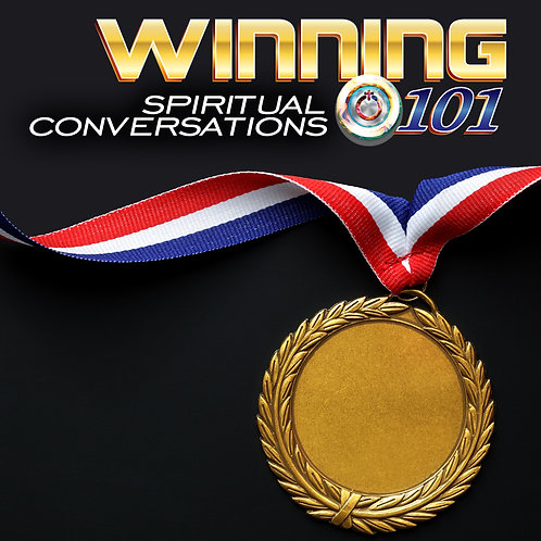 Winning 101 - Spiritual Conversations DVD