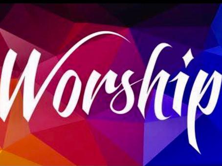 Worship belongs to God alone