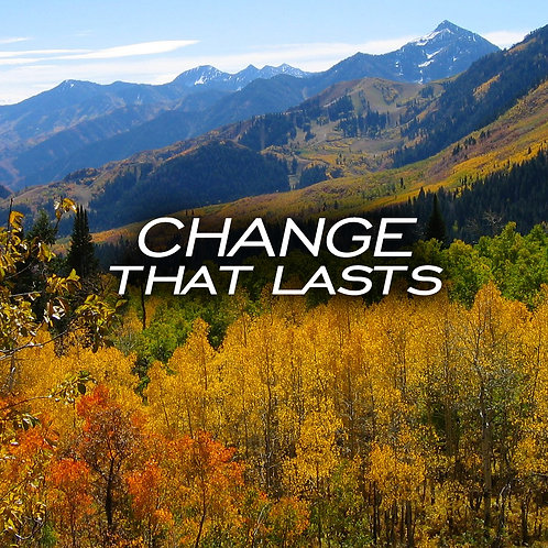 Change That Lasts CD