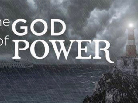 What about your life reveals God's power?
