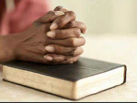 Your next prayer could be your last one