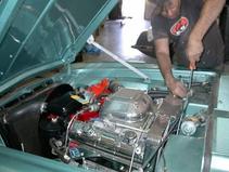 Avanti R3 Progress - Engine is In the Body