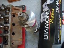 Avanti R3 Engine Work