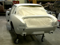 R4 Paint - Prep Work and More