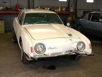 R4 Avanti - The Work Begins on Tribute Car
