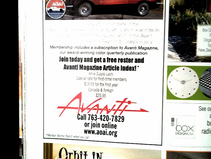 Bez Resto Car in Atomic Ranch Magazine