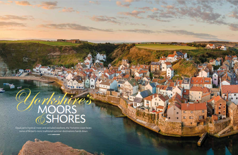 Yorkshire's Moors & Shores