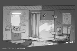 Dorm Bathrooms