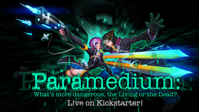 Paramedium: A Cyberpunk Horror Game