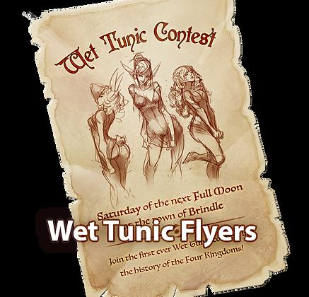 Wet Tunic Flyer