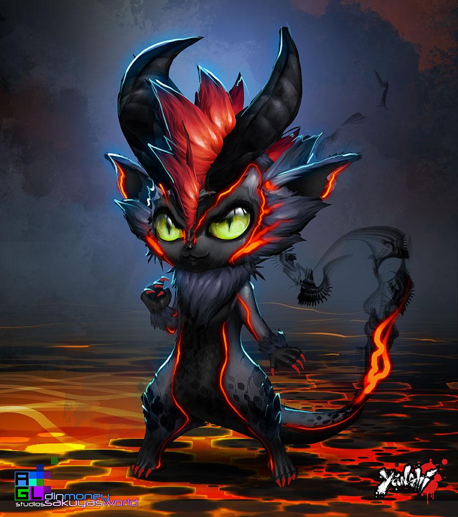 Shadow Familiar Xiao