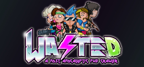 WASTED will be at PAX EAST 2016