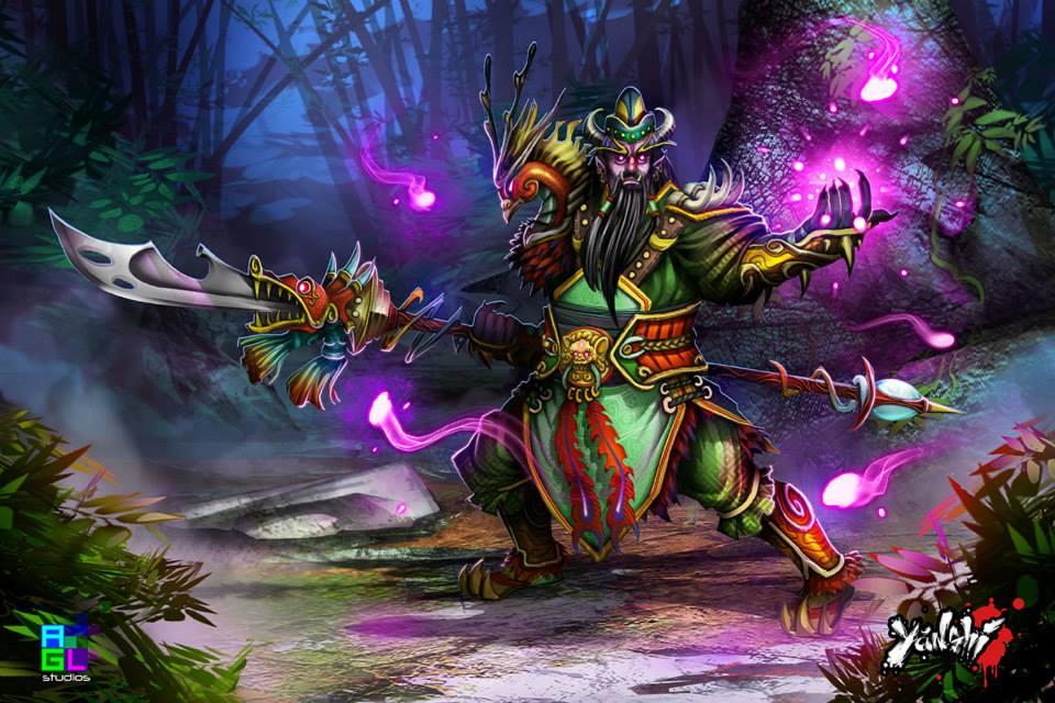 Oni Qi Master