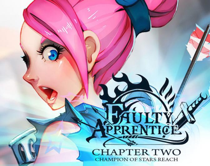 Faulty Apprentice: Ch2 Update