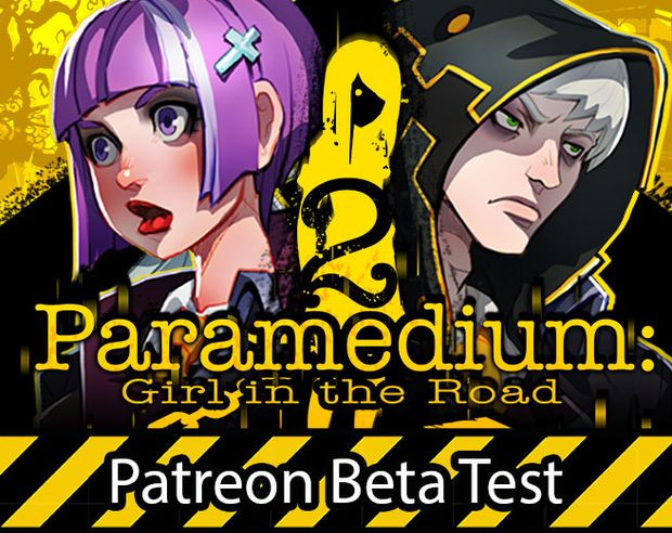 Paramedium 2: Beta Test on Patreon!