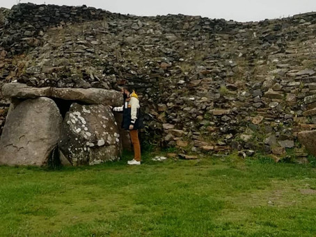 Eccoci in Terra di Bretagna, destinazione Cairn di Barnenez!
