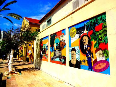 Tel Awiw krok po kroku