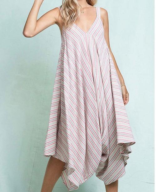 Rose Lines Dress