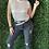 Thumbnail: Belt Rihnestone Jeans