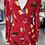 Thumbnail: Red Block Dress