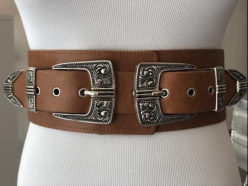 Camel Double Belt