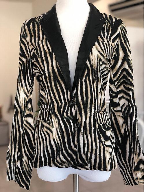 Zebra Blazer