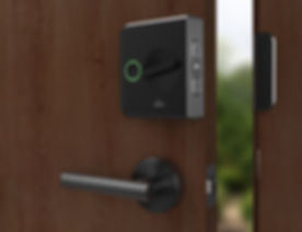 New door lock gotham locksmiths