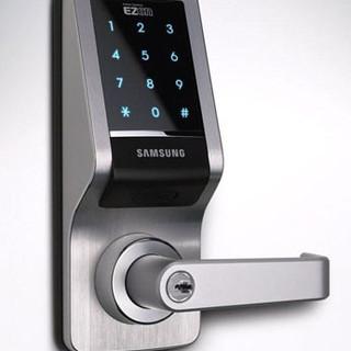 smart samsung lock
