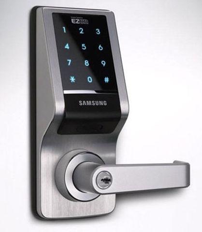 commercial electronic keypad gotham