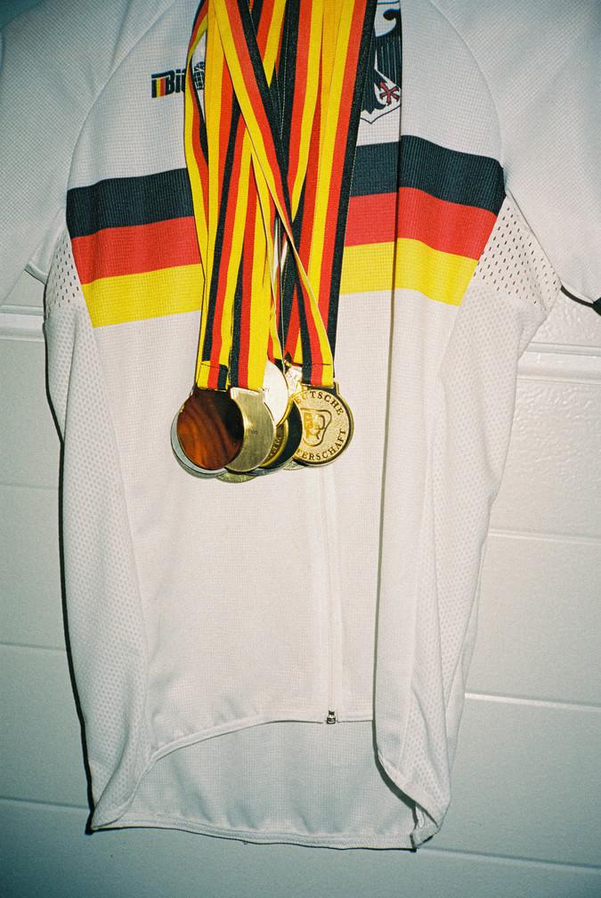Lisa Brandau's Medals