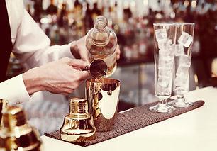 Forberedelse Cocktails
